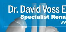 Dr. David Voss ED, Specialist Renal Physician